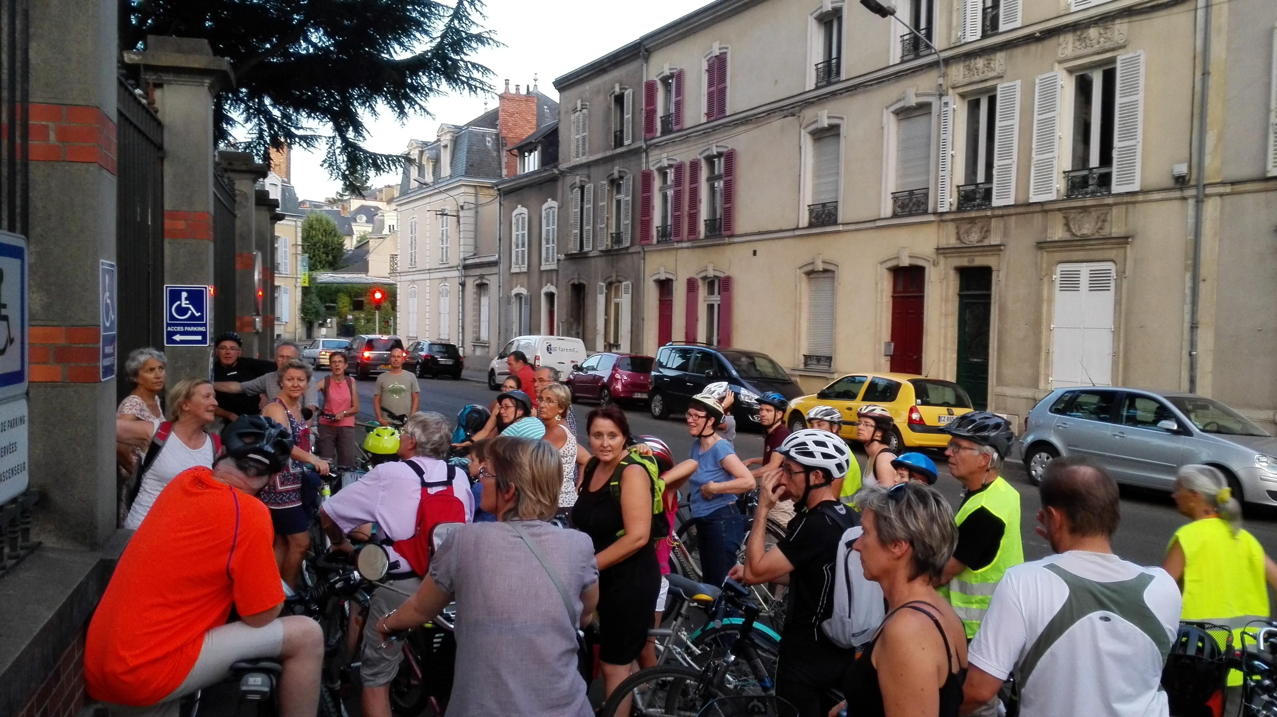 Visites guidées à vélo : le programme 2019