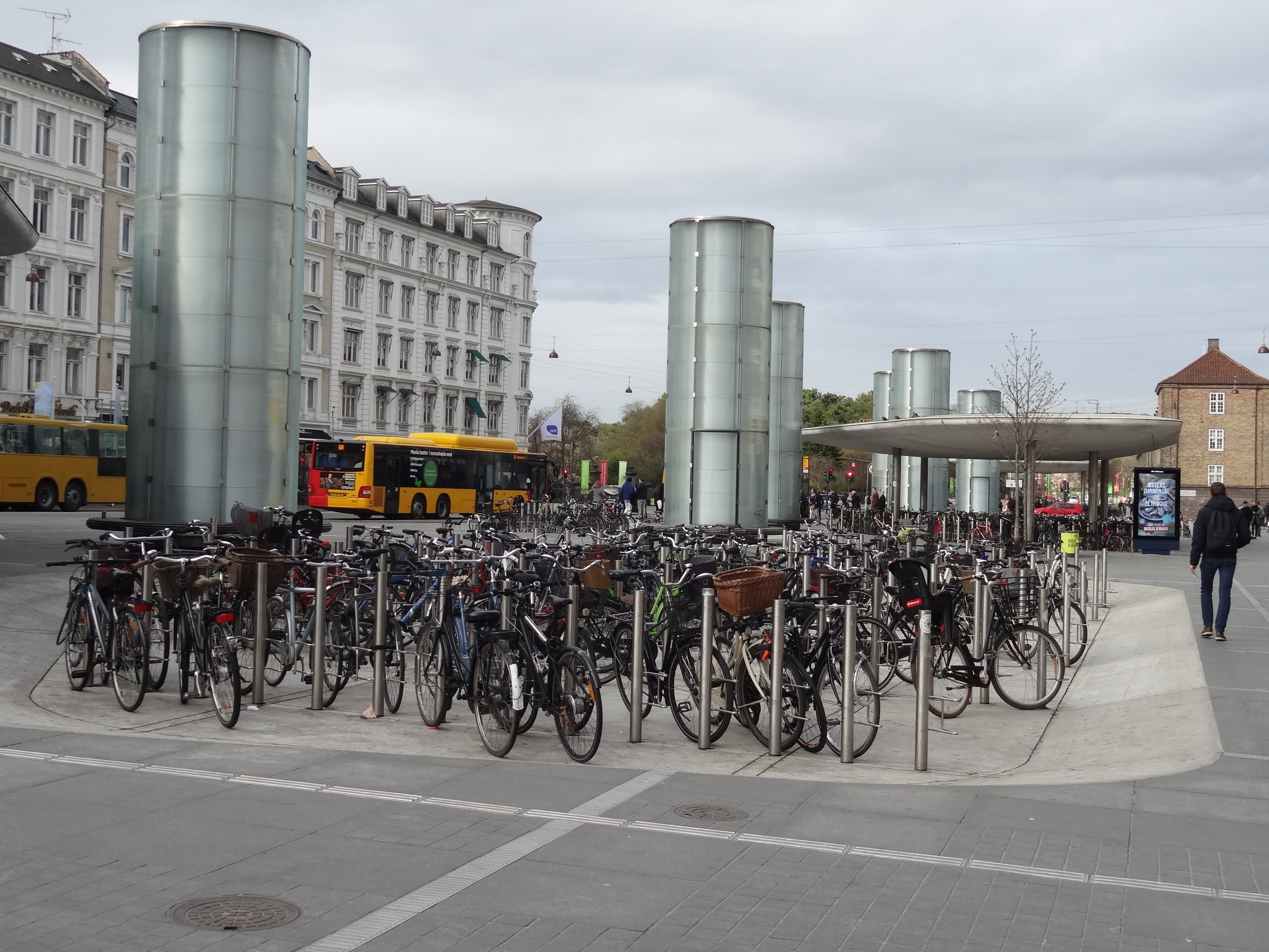 tour vélo copenhague français