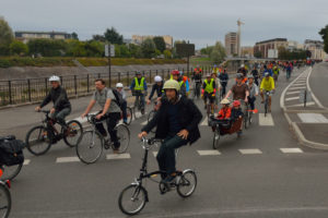 Sur le boulevard Demorieux, 350 mètres d'autoroute urbaine à aménager d'urgence !