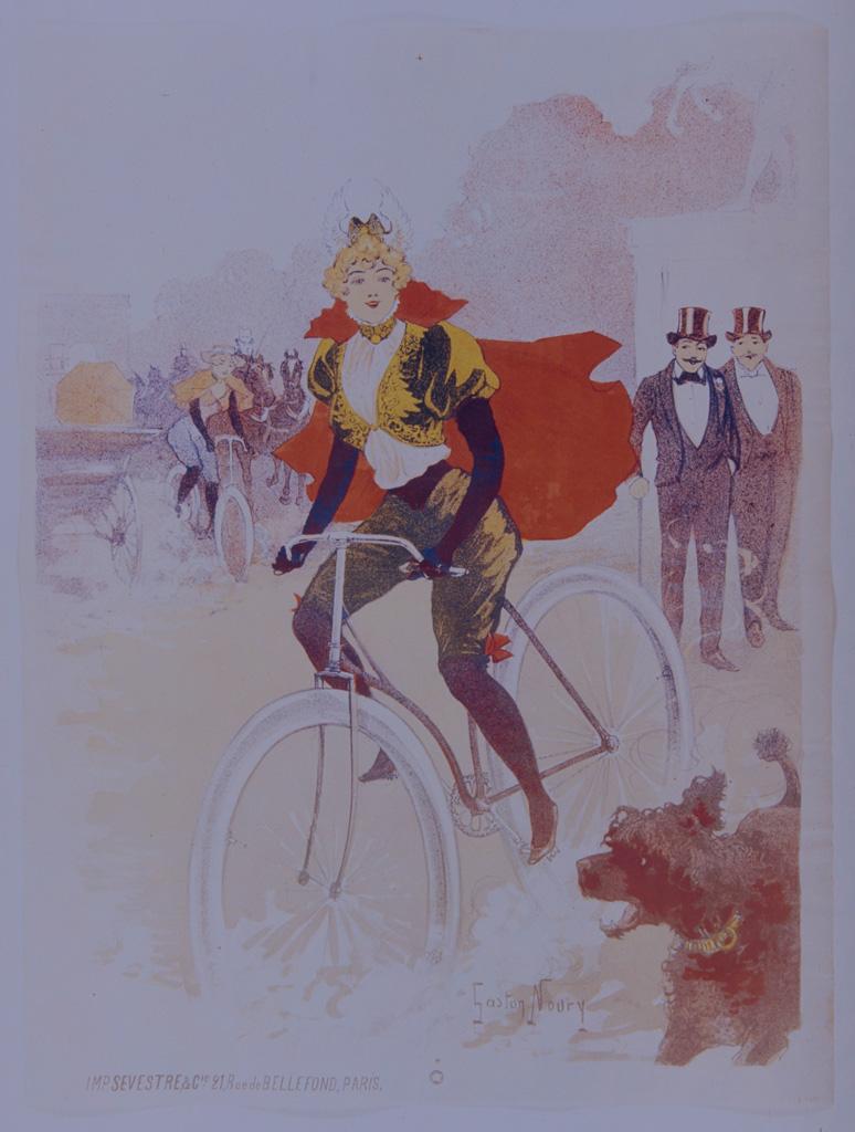 Archéologie d'un vélo SETRAM