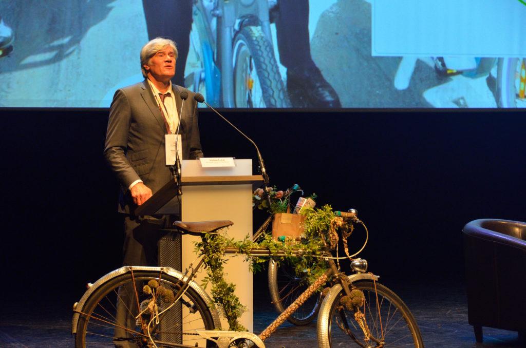 Discours d'ouverture de Stéphane Le Foll, maire du Mans et président de Le Mans métropole