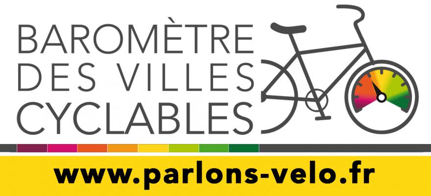 Baromètre Parlons vélo