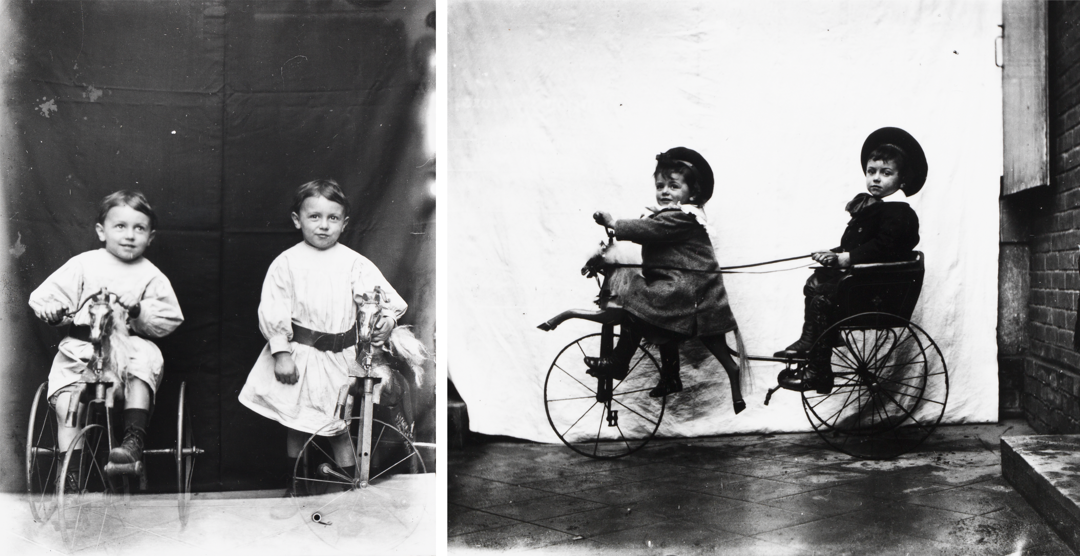L'enfance à vélo. Partie 1 : André Jagot